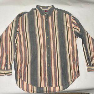 Men's Tommy Hilfiger L/S Striped Shirt
